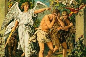 "ADAM & EVE'S ""EXILE"""