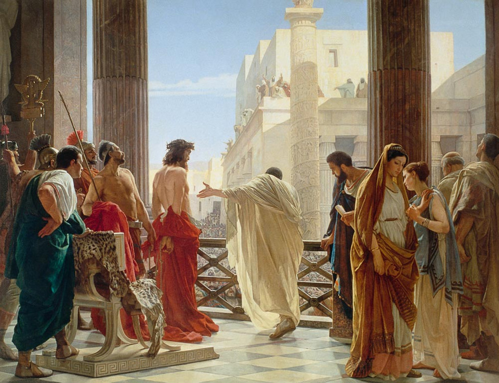 "PREFERRING ""CAESAR"" TO CHRIST"