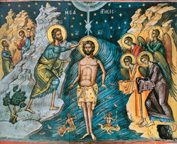 THE BAPTISM(S) OF THE LORD