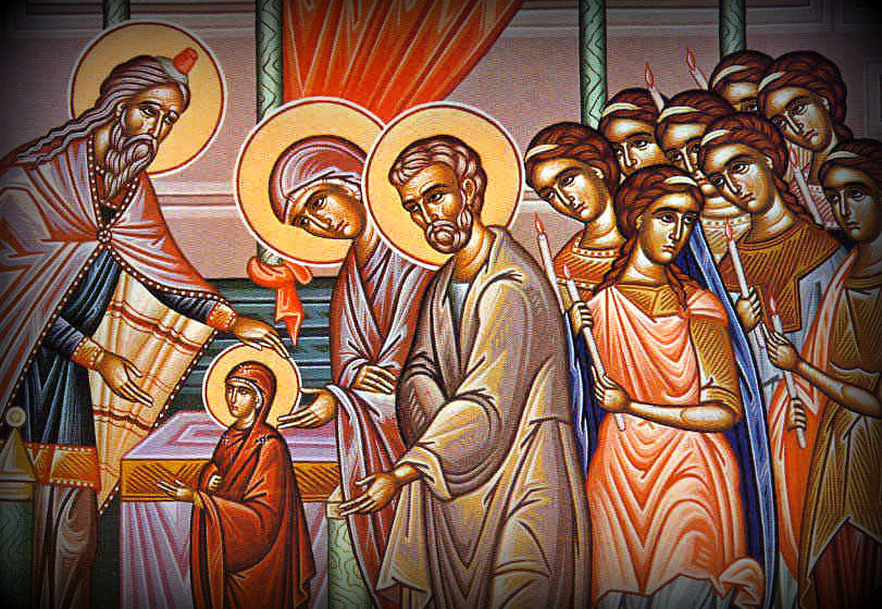 THE UNIFYING SELF-OFFERING of the THEOTOKOS