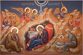 TODAY THE VIRGIN GIVES BIRTH