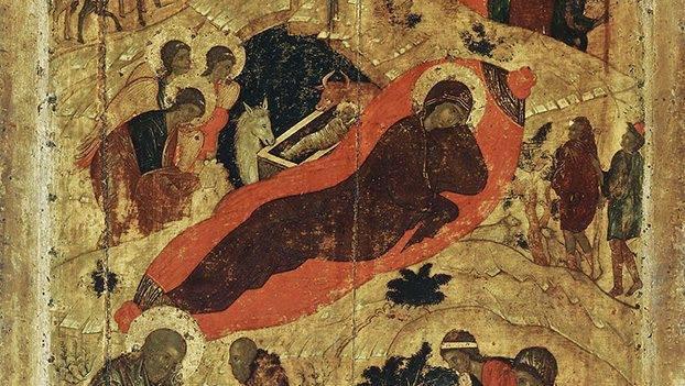 """THE THEOTOKOS, A """"LAMB"""" OF GOD"""