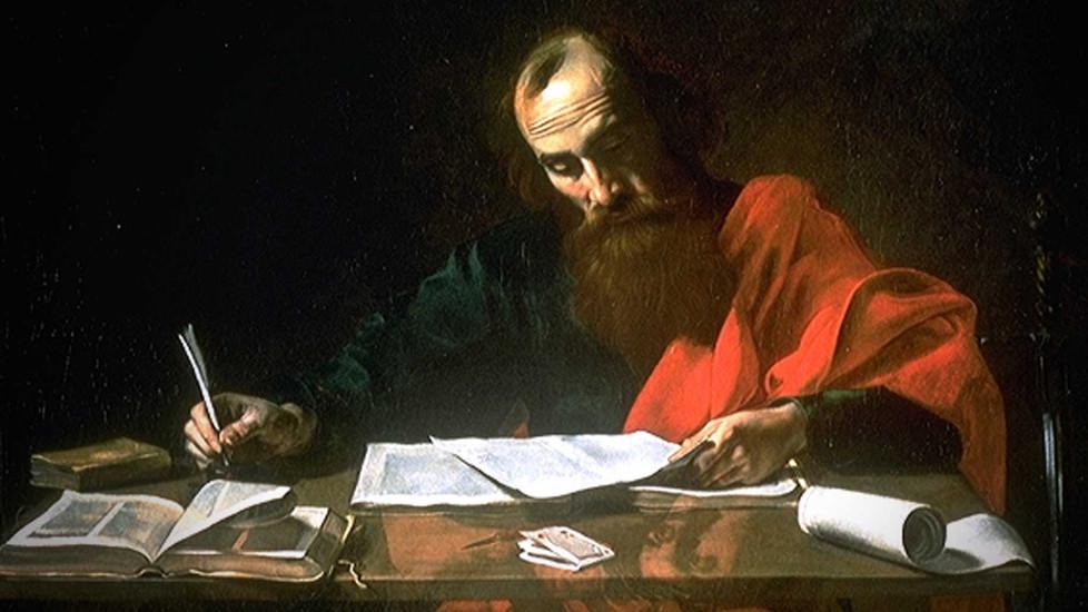 """""""NOT"""" UNDERSTANDING ST. PAUL"""