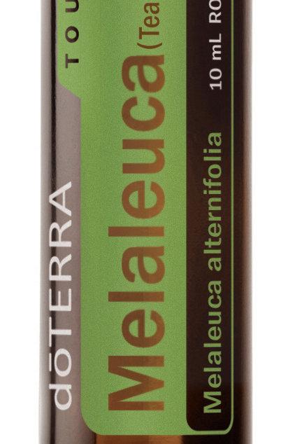melaleuca (tea tree) touch