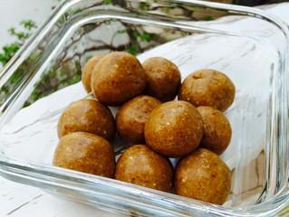 Raw Caramel Balls