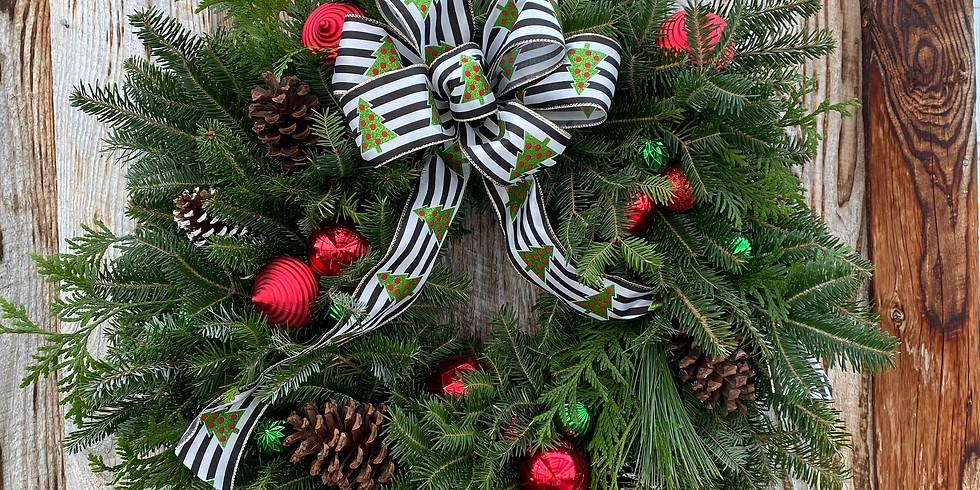 Wreath Kit #5 'The Beauty'