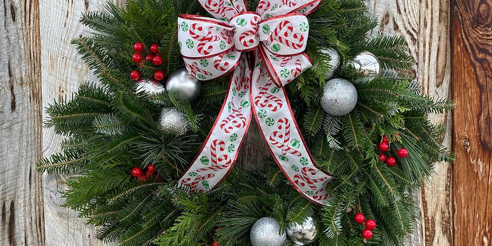 Wreath Kit #4 'The Classic'