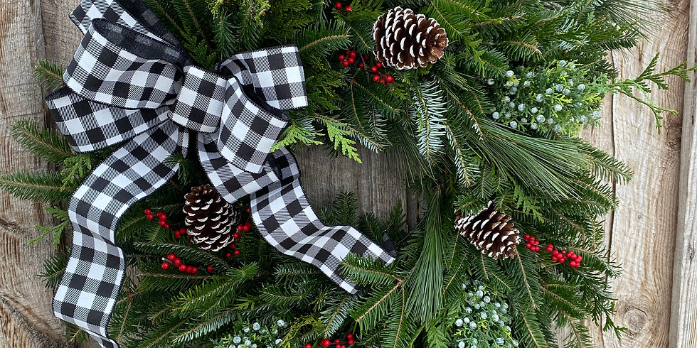 Wreath Kit #6 'Joanna'