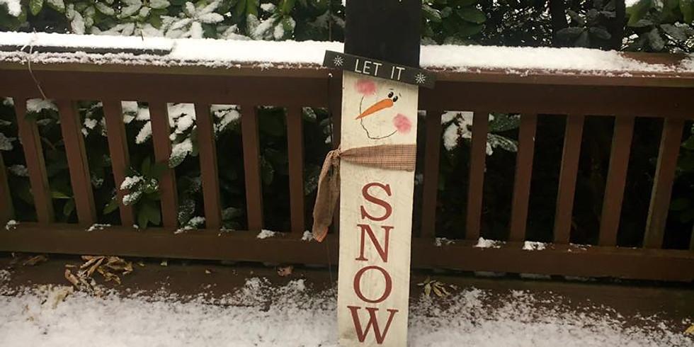 Let It Snow Workshop