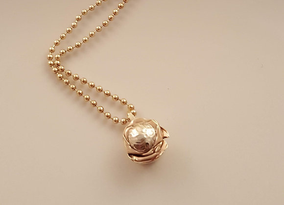 Bullet shell series necklace #1