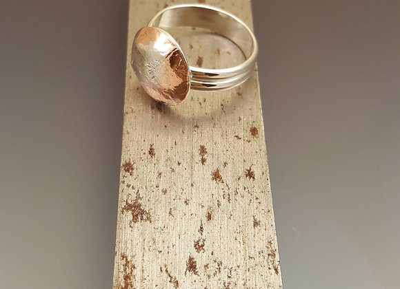 Ring with a Hint of Copper #2
