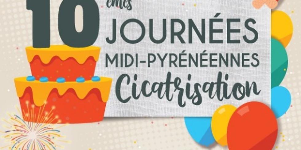 LES 10èmes JMPC (Journées Midi Pyrénéennes de Cicatrisation)
