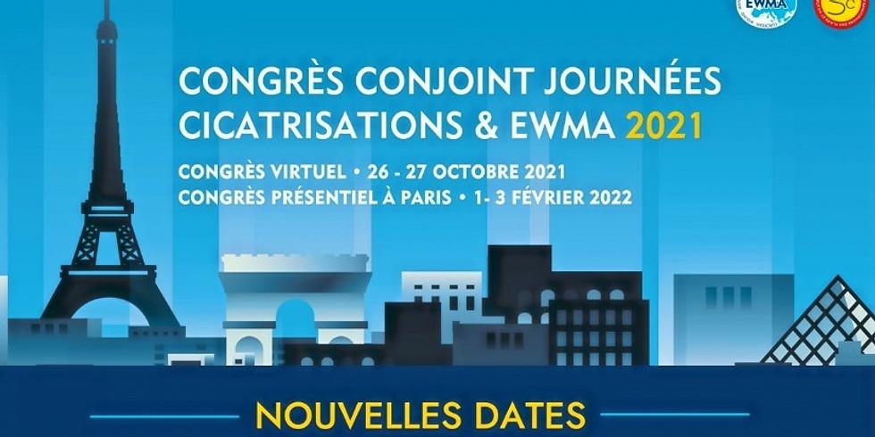 EWMA/CICA 2021 - CONGRÈS REPORTÉ                                                                      26-27 OCTOBRE 2021