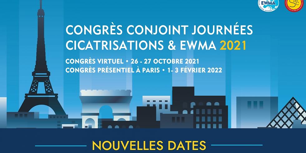 EWMA/CICA 2022 - PRÉSENTIEL DU 1er Au 3 Février 2022