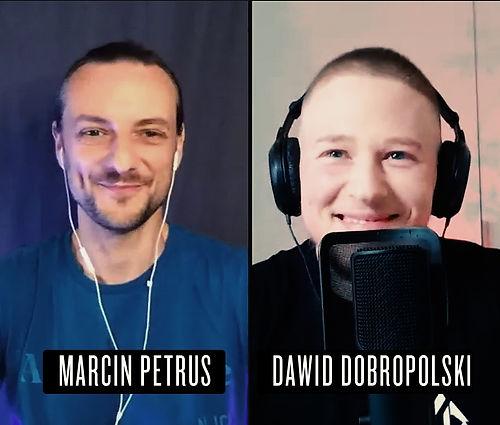 Marcin Petrus Dawid Dobropolski Podcast