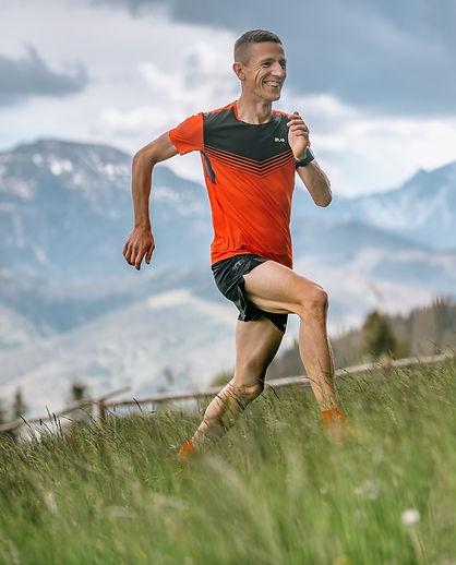 Krzysztof Bodurka - bieganie długodystan