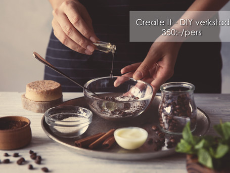 Create It - En kul DIY verkstad