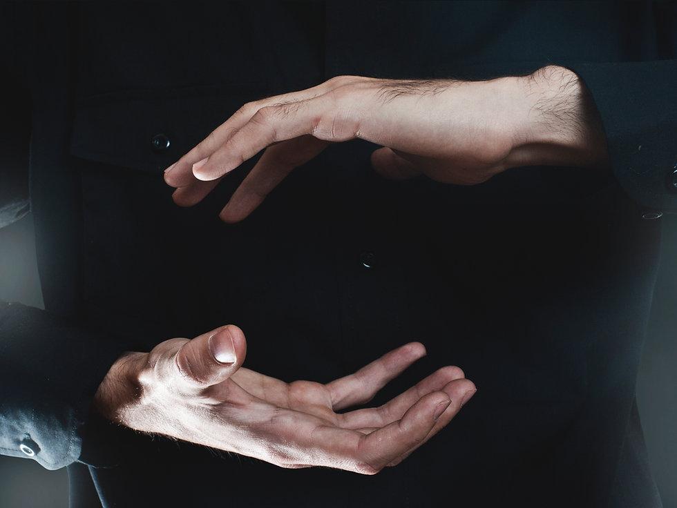 рука Предъявление