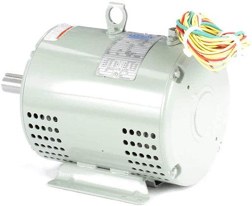 LEESON 7.5/10 HP 3PH 3525 RPM 184TZ FRAME