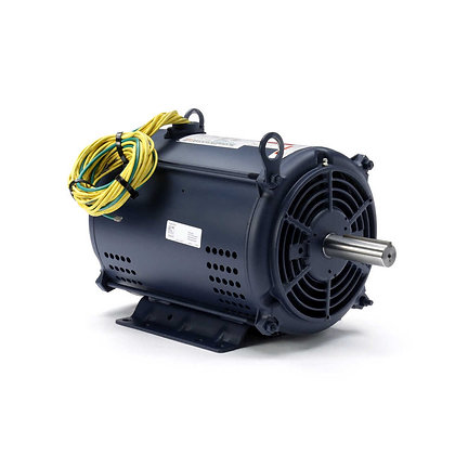 LEESON 10/15 HP 3PH 3470/3385 RPM 215TZ FRAME