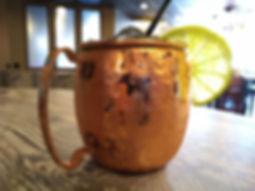 Juniper Vanilla Mule