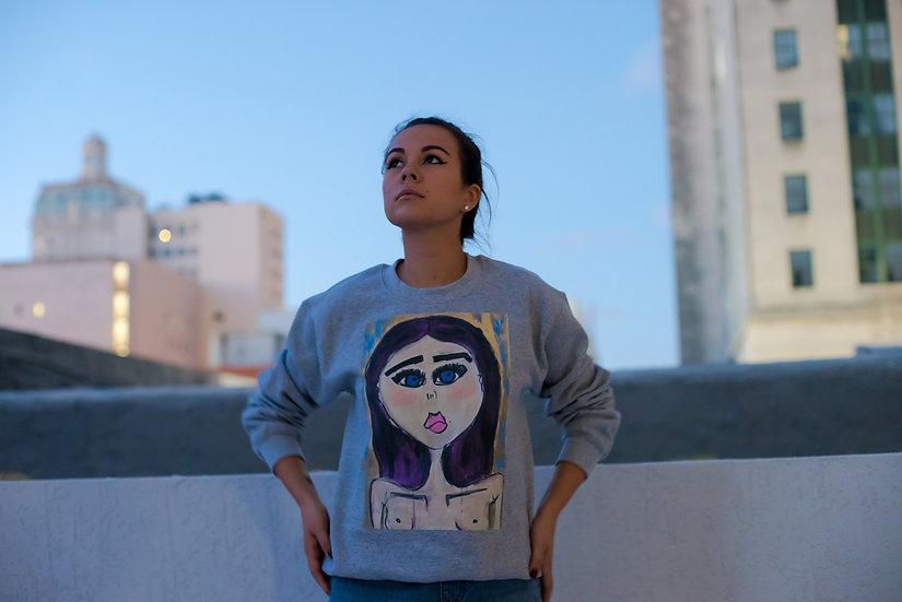 MISS FRAIS unisex sweatshirts