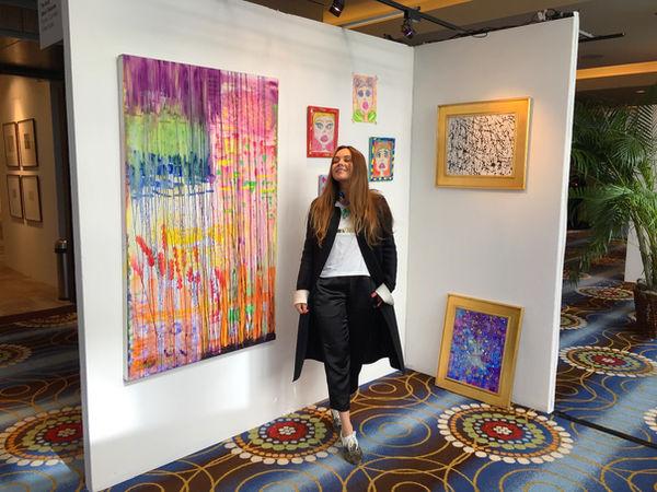 Maria Tokareva Art Basel