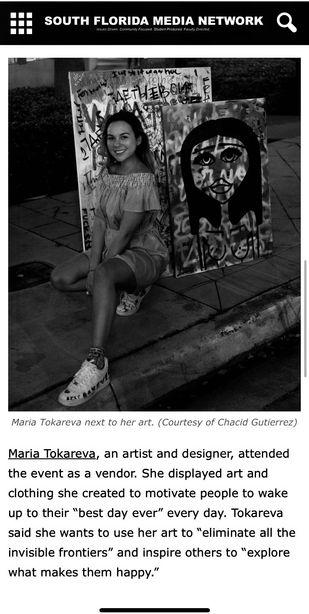 maria tokareva painting normandy isle pr