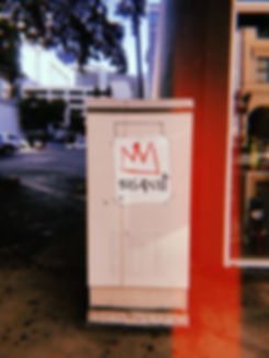 miss frais miami downtown graffiti bisqu
