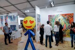 Red Dot Art Show