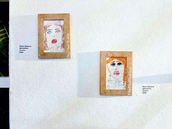 miss frais art exhibit proyecto tulum ar