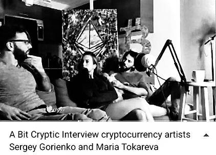 Maria Tokareva Sergey Gordienko intervie