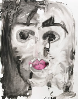Maria self portrait by Maria Tokareva 20