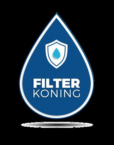 Filterkoning logo design