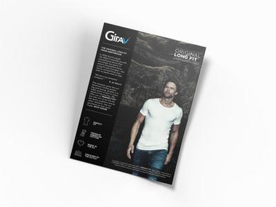 Girav product backcard