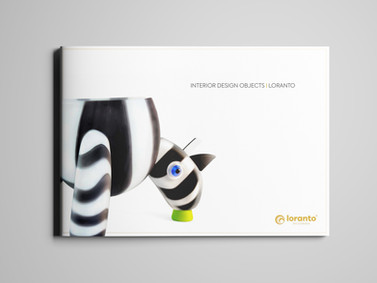Loranto Lighting product brochure