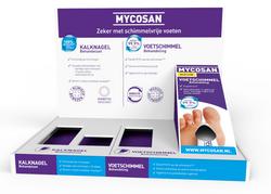 3D Display example Mycosan