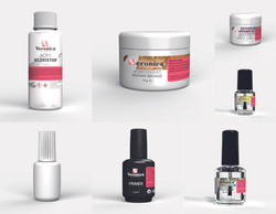 Nail products and labels