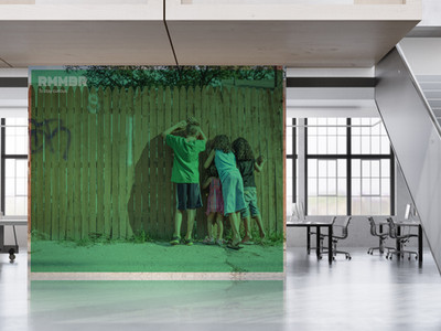 Mural visual concept