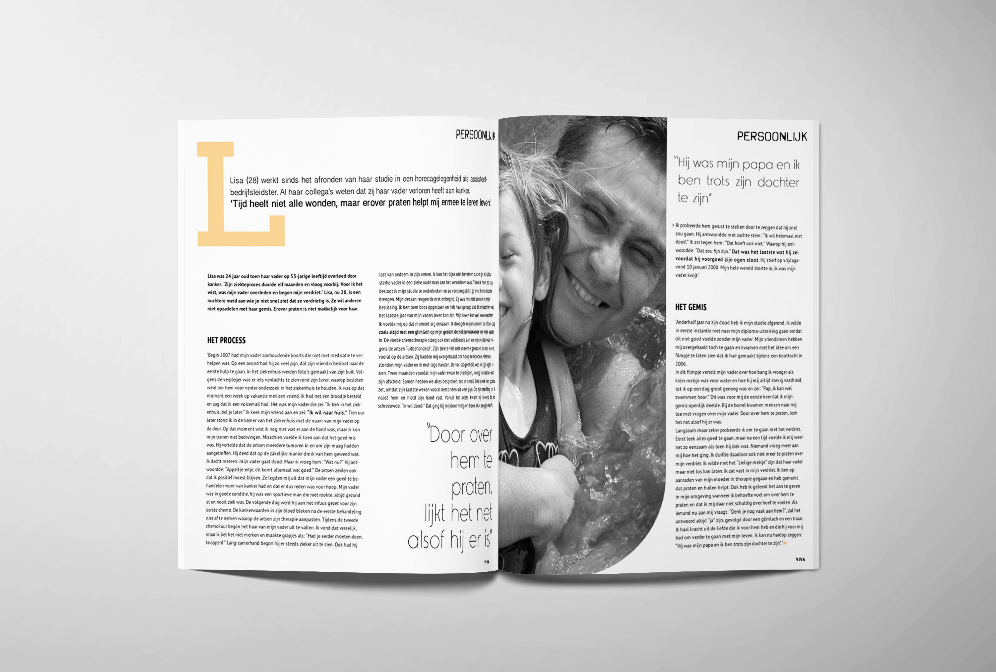 Graphic-DTP-Magazine-Viva