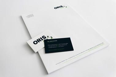 ORIS Branding