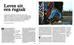 Newspaper layout Het Parool