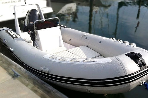 17' Package Boat/Motor/Trailer