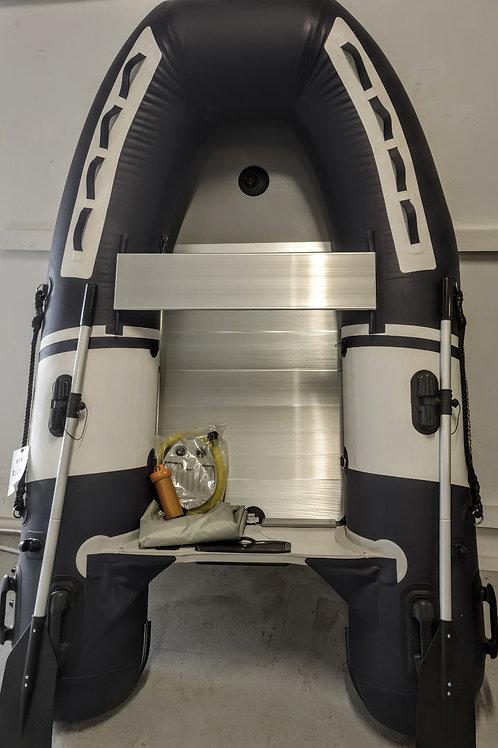 "8'8""Panel Floor Inflatable Keel Boat(DB270AL)"