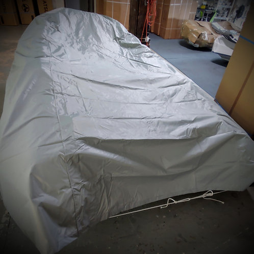 Flat Boat Cover for NAI