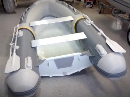 """9'8"""" Aluminum RIB w/ Deck (ALA300)"""
