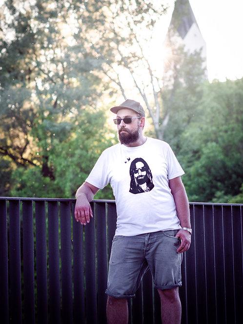 """Tresenmann T-Shirt """"Dude"""" (white)"""