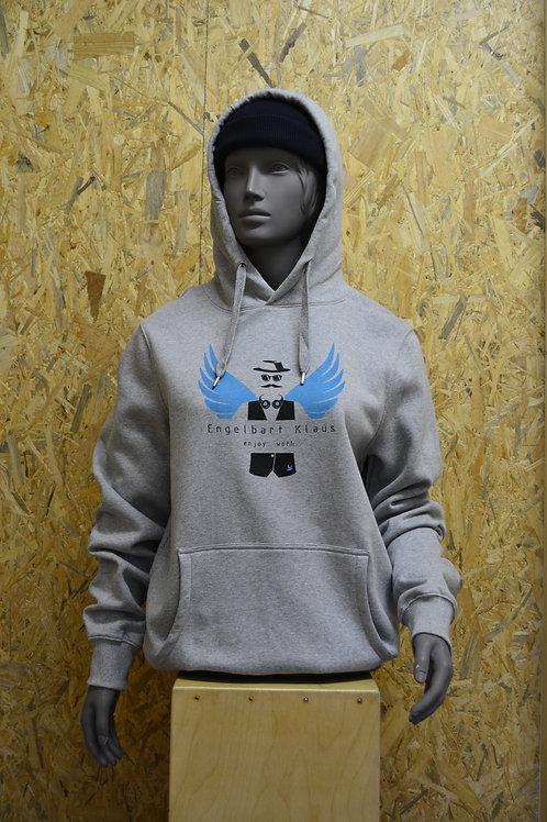 "Tresenmann Hoodie ""Engelbart Klaus"" (grey)"