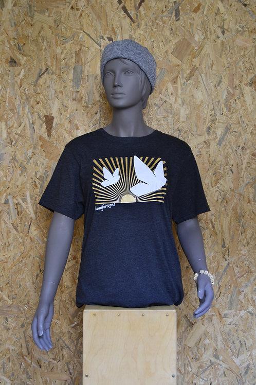 """Tresenmann T-Shirt """"Sun & Birds"""""""