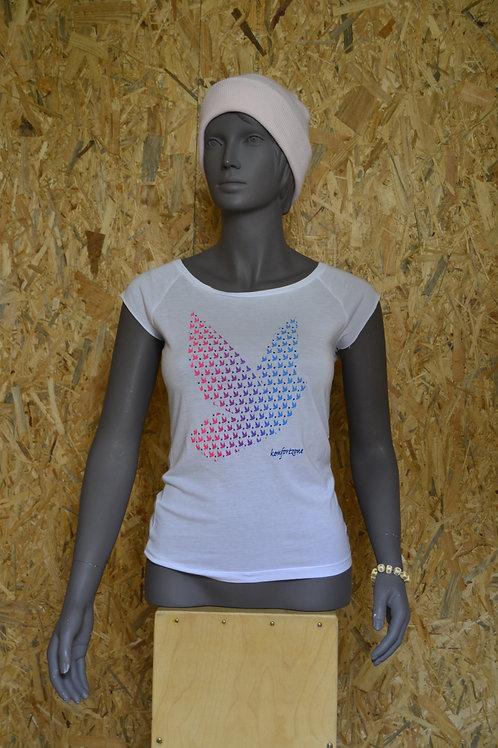 """Tresenmann T-Shirt """"Big Bird"""" (white)"""